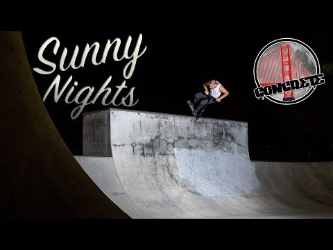 Concrete: Sunny Nights
