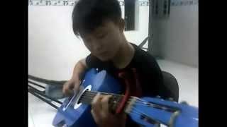 [Guitar Solo] Cơn Mưa Ngang Qua - Sơn Tùng M- TP