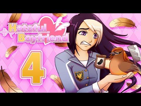 Hatoful Boyfriend w/ Voices - SHUU THE D-D-DOCTOR BIRD ~Part 4~ (Visual Novel Indie Game) w/ Kita