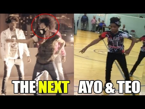 These KIDS Are THE NEXT AYO & TEO!!! (Young Hitz) 12 Year Olds With a FUTURE!