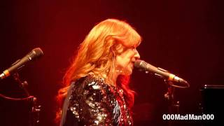 Tori Amos - Fearlessness - HD Live at Le Grand Rex, Paris (05 Oct 2011)