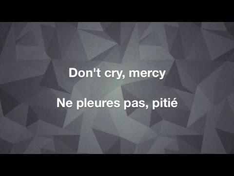 Mercy - Hurts Lyrics English/Français