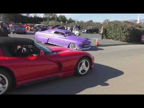 The George Barris Funeral - A Kustom Car Procession