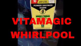 WHIRLPOOL 215 VITA MAGIC ROY 4S
