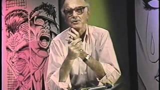 Comic Book Greats Jack Davis Harvey Kurtzman Stan Lee