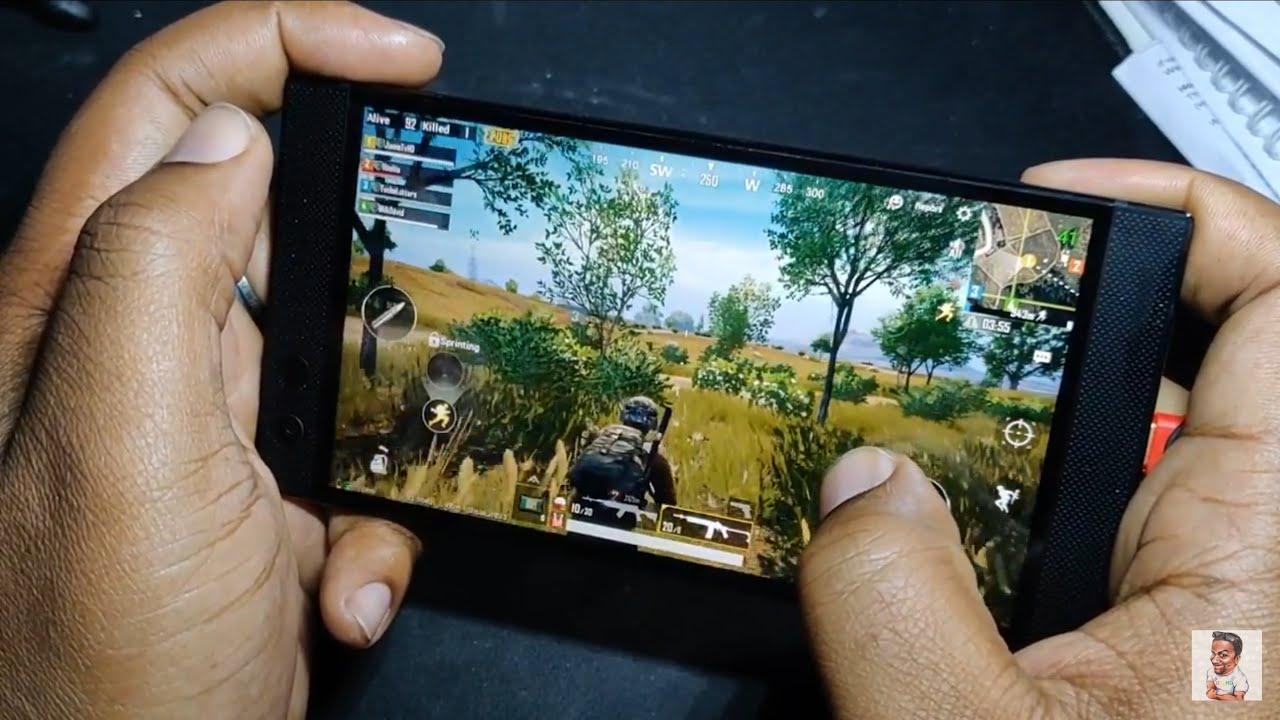 Razer Phone 2 - #PUBG #Gameplay #Performance #AndroidGaming (Live Frame  Rate)