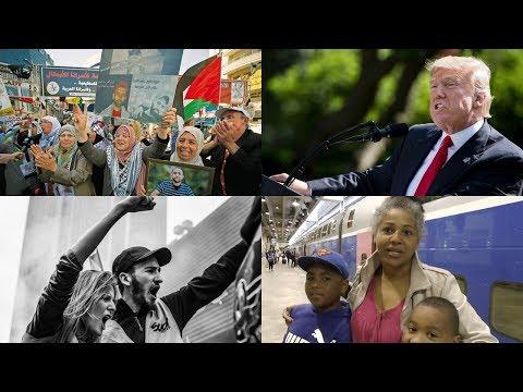 Regard sur l'actualité #15 : Palestine, Trump, chômage, lobbies, vacances pour tous