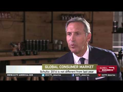 CEO Howard Schultz on Starbucks' expansion in China