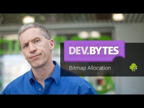 DevBytes: Bitmap Allocation