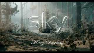 Sky HD UK   Merry Christmas 2012