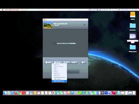 """MAC: Convertir videos fácilmente y gratis """"Miro Video Converter"""""""