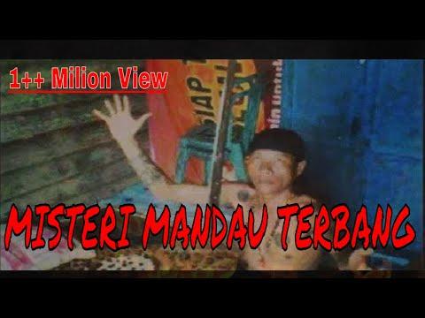 NYATA!!! MANDAU BERDIRI SUKU DAYAK, BISA TERBANG SENDIRI   MANDAU ASLI KALIMANTAN SCEROR