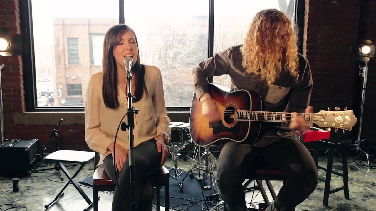 Francesca Battistelli Write Your Story Live Acoustic Youtube