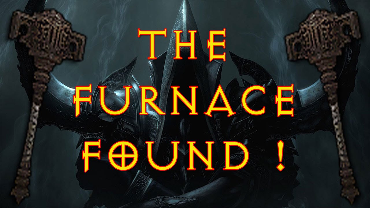 Diablo 3 : THE FURNACE ! Legendary item drop highlight ...