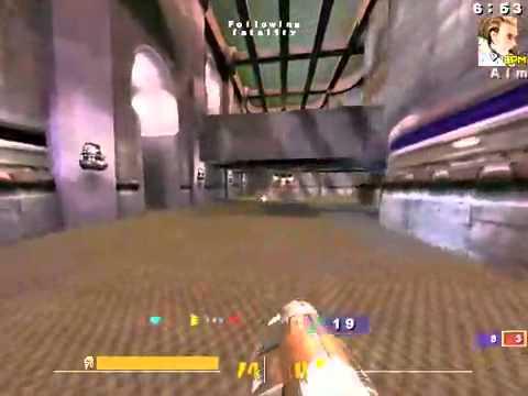 Quake 3 - Онлайн - Скачать