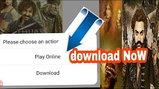 Thugs of Hindustan | full movie download hd 1080p  !!amir khan,katrina kaif, amitabh bachchan