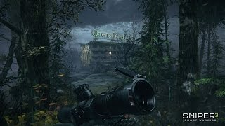 Sniper Ghost Warrior 3 - Gameplay Demo PS4/Xbox One/PC Open World Stealth