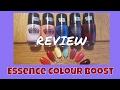 Essence Colour Boost Review