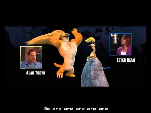 We Are Family - Ice Age 4 Ending Song