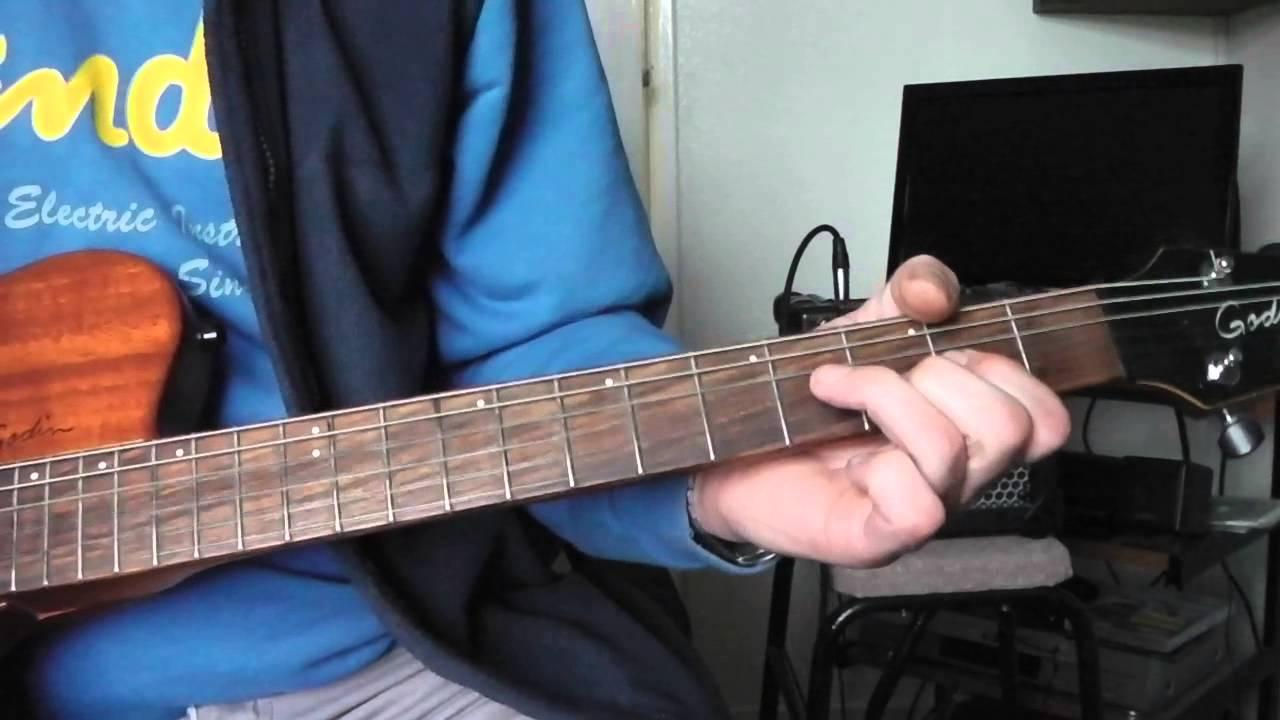 Play Feel By Big Star Guitar Chords Youtube