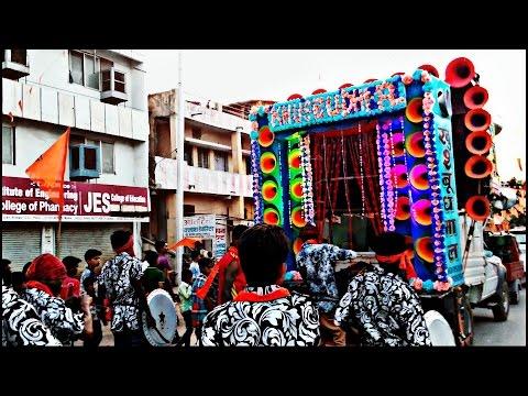 Dhumal Horor Mix Hanuman Jayanti Bilaspur 2016 Cg