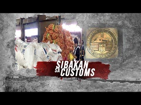 24 Oras: Mahigit 50 taga-Customs, nakatakdang sibakin ni Pres. Duterte