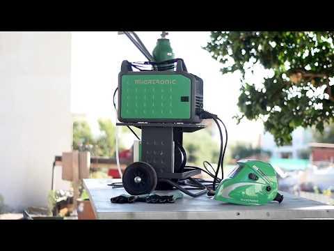 Video Svařovací technika Migatronic