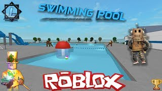 [ROBLOX| SPEEDRUN] ESCAPE SWIMMING POOL OBBY! | 3:27 min. » Ludaris