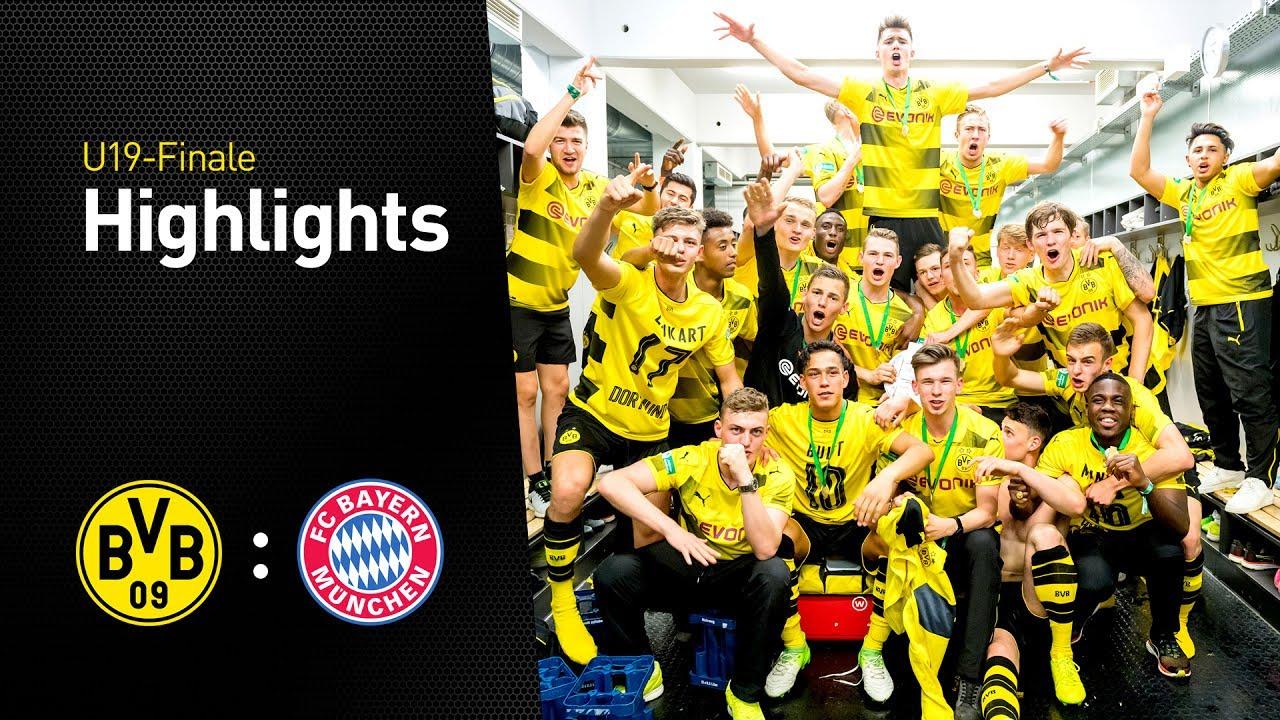 U19 Dortmund Bayern