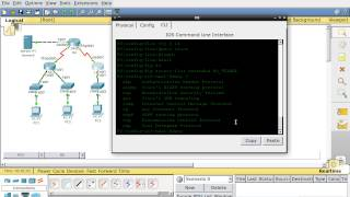 deny telnet with extended acl