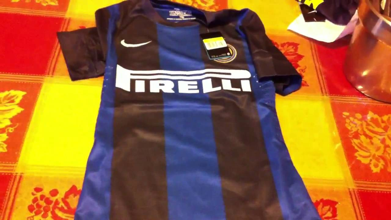 check out 76b52 7be55 Inter Milan 2013 Authentic Jersey