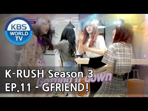 Today's GUEST : GFRIEND! [KBS World Idol Show K-RUSH3 2018.05.25]