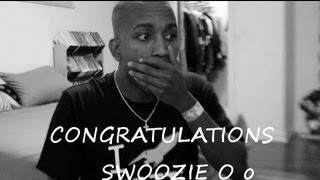 congratulations swoozie06 on 1 million subscribers
