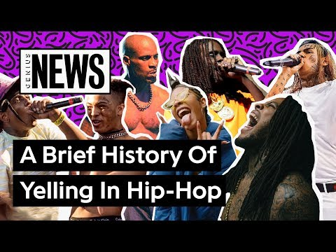 6ix9ine, DMX And The History Of Yelling In Hip-Hop | Genius