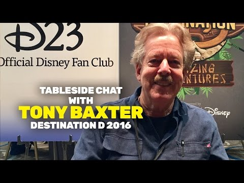 D23 Interview: Tony Baxter Reveals Surprising Details About Disney Attractions