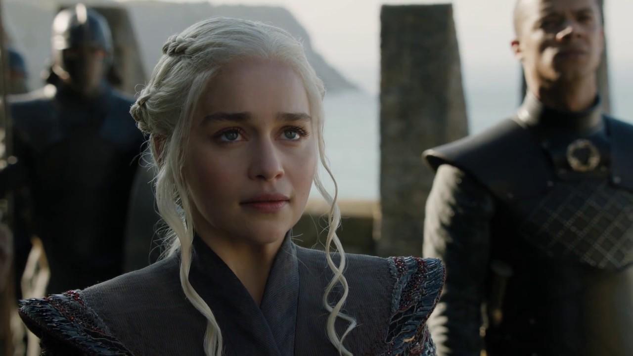 Risultati immagini per daenerys targaryen a roccia del drago