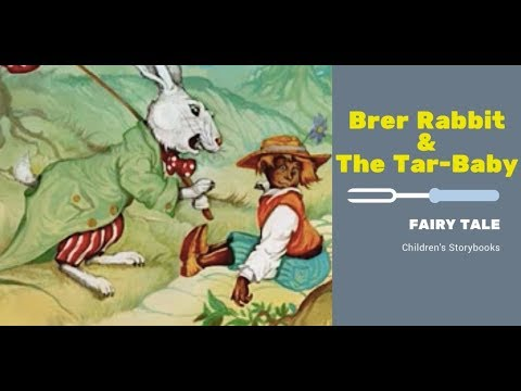 Bedtime Stories | BRER RABBIT & THE TAR BABY | Fairy Tales