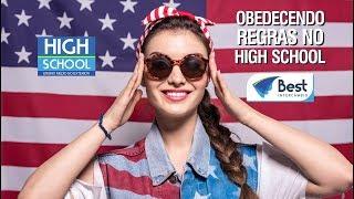 Obedecendo regras no High School #VolteDiferente