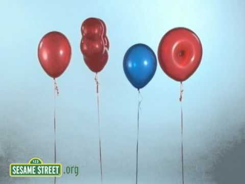 Sesame Street: One of These Things