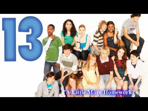 13: The Musical - A Little More Homework - Karaoke
