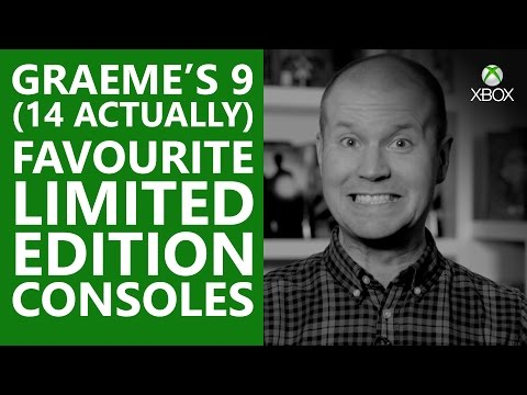 The 9 RAREST Limited Edition Xbox Consoles   Xbox On