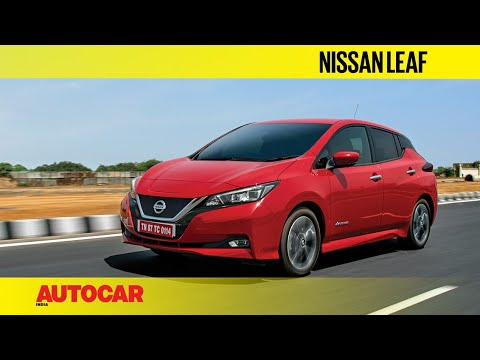 2019 Nissan Leaf The World S Bestselling Ev India Drive Review