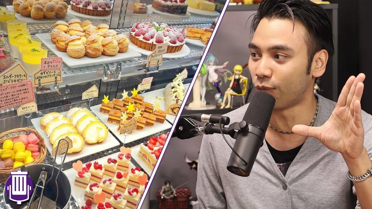 Japan's INSANE Dessert Bars