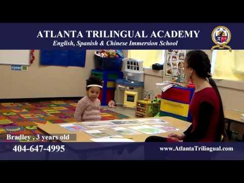Atlanta Trilingual Academy Star Student: Bradley