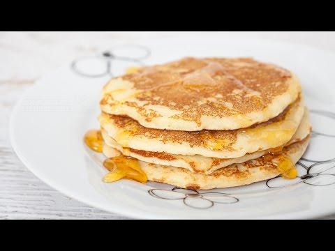 Bebina Kuhinja - Američke Palačinke - Domaći Video Recept