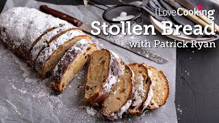 Christmas Stollen Bread Masterclass with Patrick Ryan