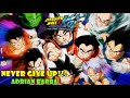 Never Give Up!!! (Dragon Ball Kai The Final Chapters ending) cover latino by Adrian Barba
