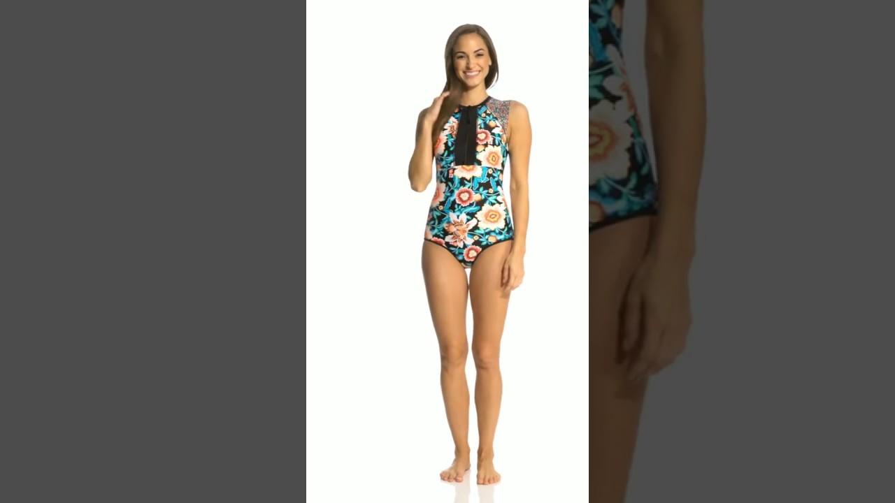2b07113cef1d7 Body Glove Active Ambrosia Go West Paddle Suit | SwimOutlet.com ...