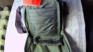 ОБЗОР самодельная edс сумка