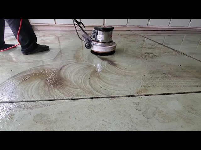 On The Job - MUST SEE!  Actual footage at longtime repeat customers house, Roberta!